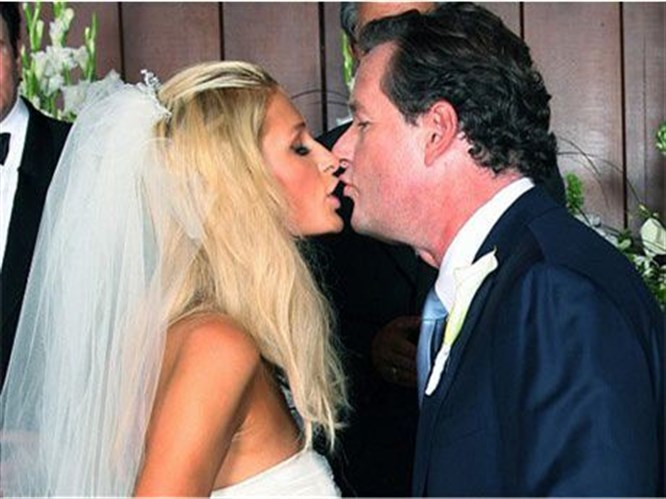 Paris Hilton evlendi